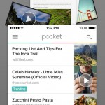 Pocket for iOS 8 boasts quicker and easier saving, improved sharing and Handoff support
