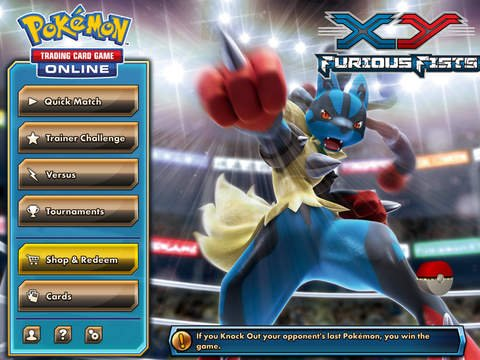 Gotta collect 'em all: Pokemon Trading Card Game Online for iPad is now officially out