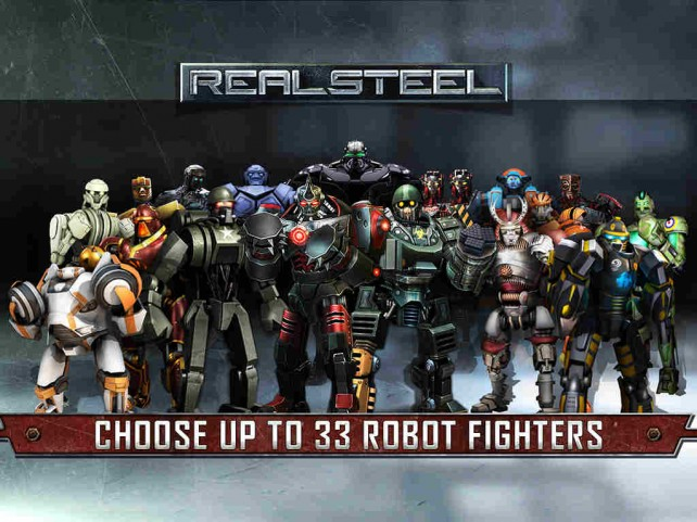 Apple seemingly celebrates launch of Metal with Real Steel as its free App of the Week