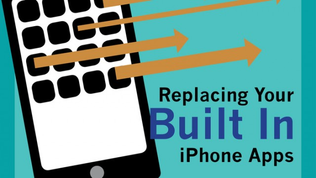 Enhance your iPhone with these replacements for the built-in native apps