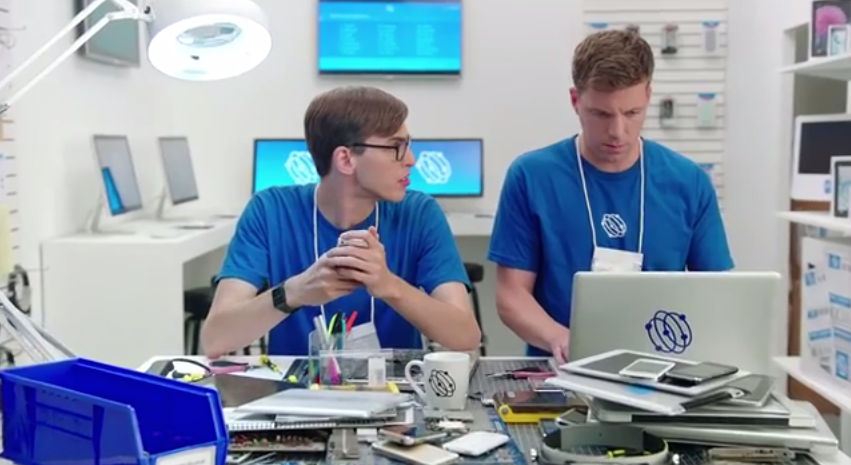 Samsung's new ads make fun of Apple's iPhone 6, Apple Watch and botched live stream