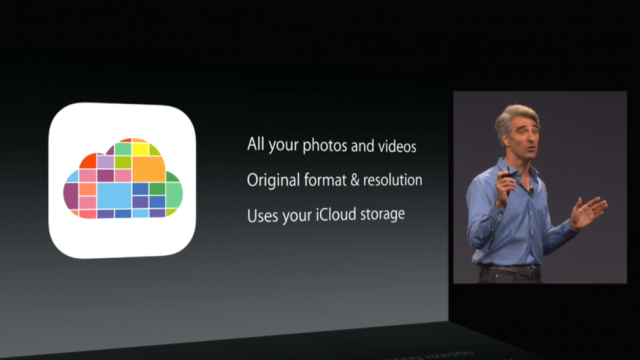 You may soon be able to access your photo library through Apple's iCloud website