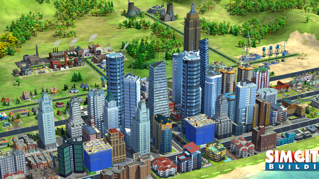 If you can dream it, you can build it: Electronic Arts unveils SimCity BuildIt for iOS