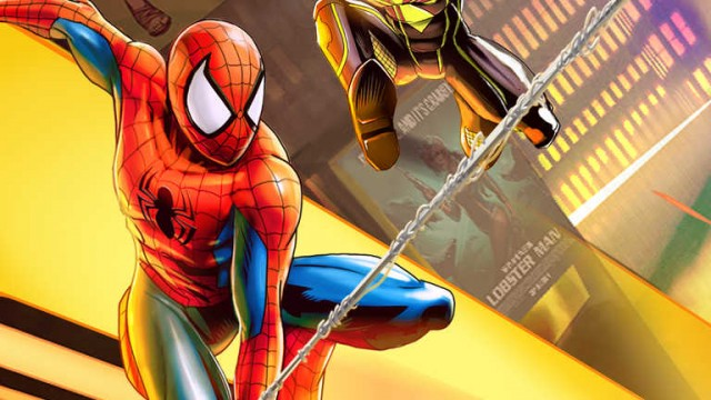 Gameloft unleashes Spider-Man Unlimited narrative web-runner for iOS