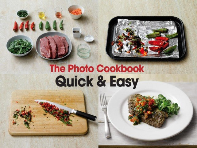 Photo-enhanced cooking app The Photo Cookbook is Apple's free App of the Week