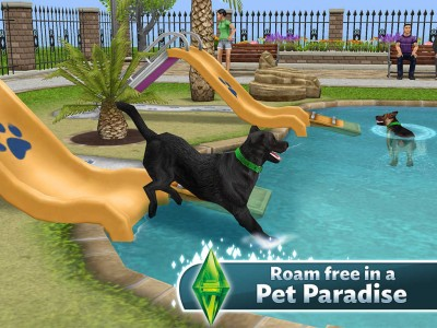 Electronic Arts' The Sims FreePlay gets 'pet-tacular' update with new furry friends