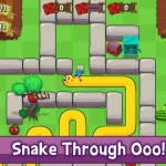 Cartoon Network's Treasure Fetch - Adventure Time gives new twist to Snake game