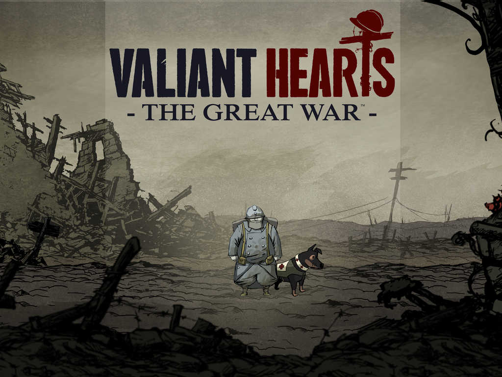 Ubisoft's WWI-inspired puzzle adventure game Valiant Hearts: The Great War out now on iOS
