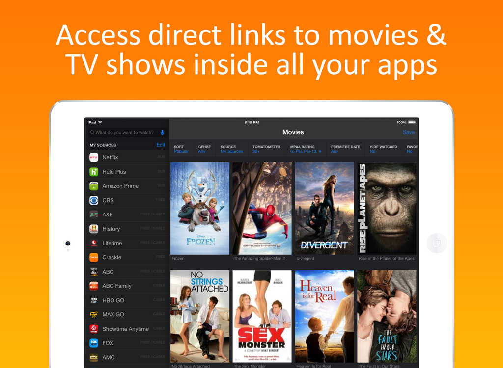 All-in-one movie and TV show search app Yidio updated to