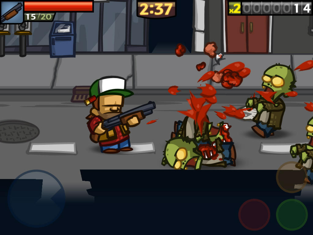 Zombieville USA 2 is back from the undead with MFi controller support and more