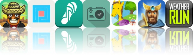 Today's apps gone free: Amigo Pancho, BlockPath Pro, TempoRun and more