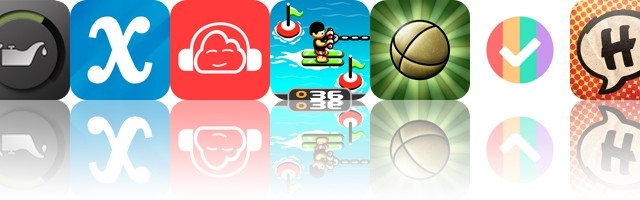 Today's apps gone free: RememberTheOil, Algebra Touch, Eddy and more