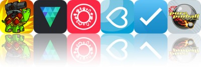 Today's apps gone free: Shellrazer, Truefilm, Living Planet and more