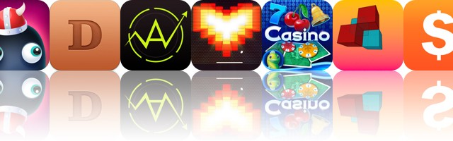 Today's apps gone free: Words With Monsters, Dailybook, Stock Grader and more