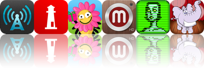 Today's apps gone free: Seedio, Longform, Jumble Bugs and more