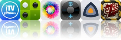 Todays apps gone free: iTV Shows 3, Fresh Reversi, PhotoViva and more
