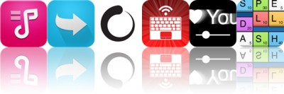 Today's apps gone free: Tunable, Swipy Notes, Loop and more