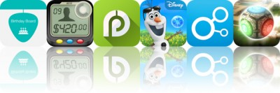Today's apps gone free: Birthday Board, Meetr, ASVAB Exam Prep and more