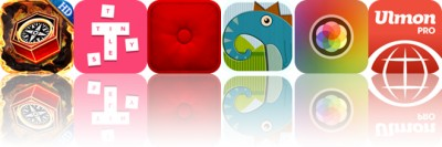 Today's apps gone free: Azkend 2, Tiny Tiles, Couch Music Player and more
