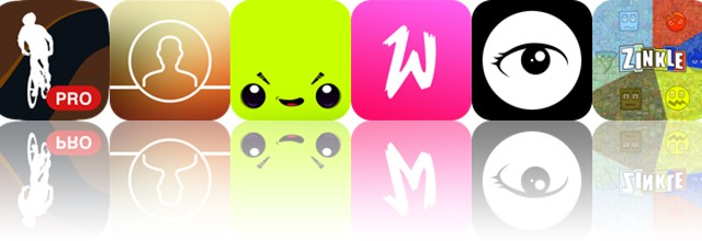 Today's apps gone free: Runtastic Mountain Bike, Simplique, Robots Love Ice Cream and more