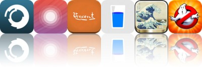 Today's apps gone free: Orbsorb, Trigger Points, Van Gogh and more