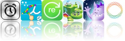 Today's apps gone free: SpeakToSnooze, Cursive Writing Wizard, Recur and more