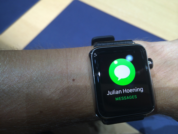 AppAdvice goes hands-on with the newly announced Apple Watch