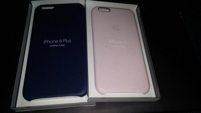 Cases for Apple's iPhone 6 and iPhone 6 Plus begin arriving to customers