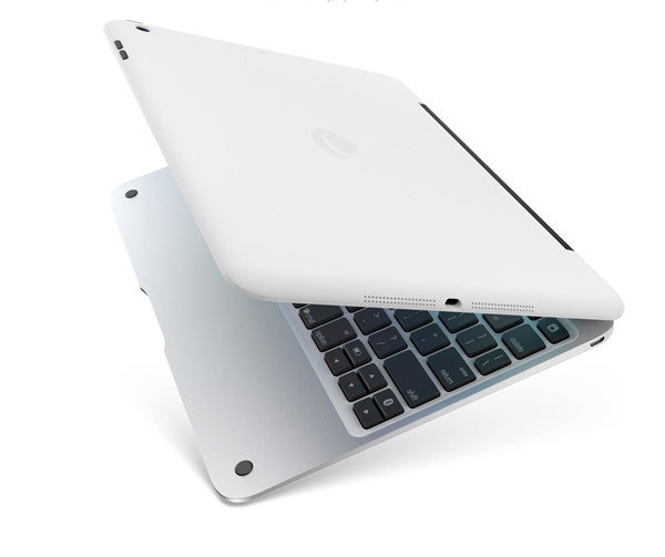 Review: Turn your iPad Air into a MacBook clone with the ...