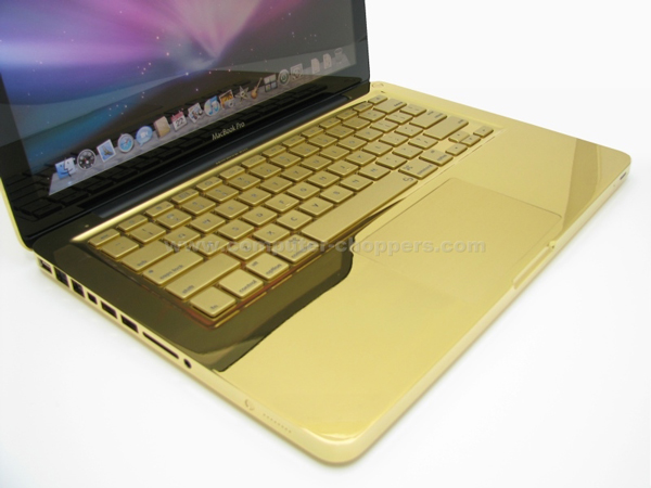 Are you ready for a gold, 12-inch Apple MacBook Air?
