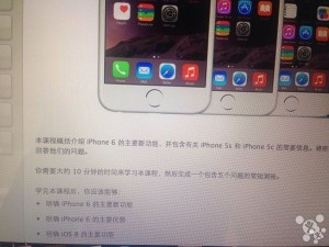 Apple's iPhone 6 and iPhone 6 to be launched in China on Oct. 10?