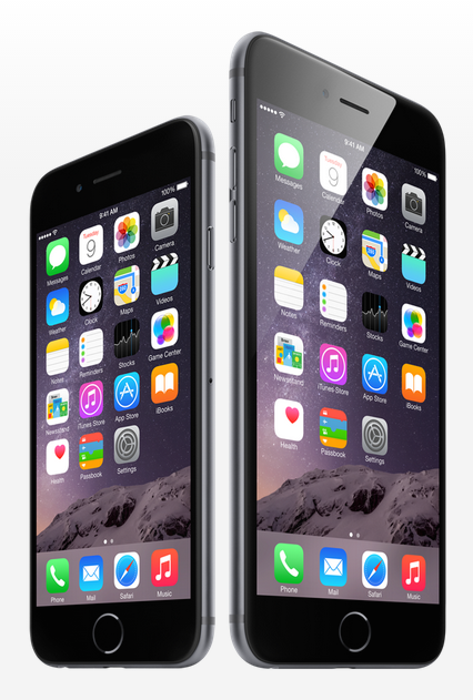Apple posts repair costs for newly launched iPhone 6 and iPhone 6 Plus