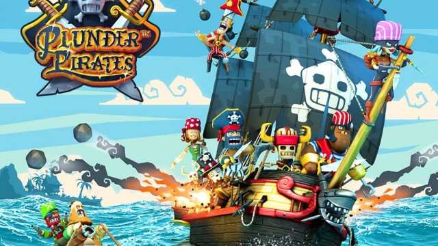 Rovio launches Metal-enhanced Clash of Clans competitor Plunder Pirates
