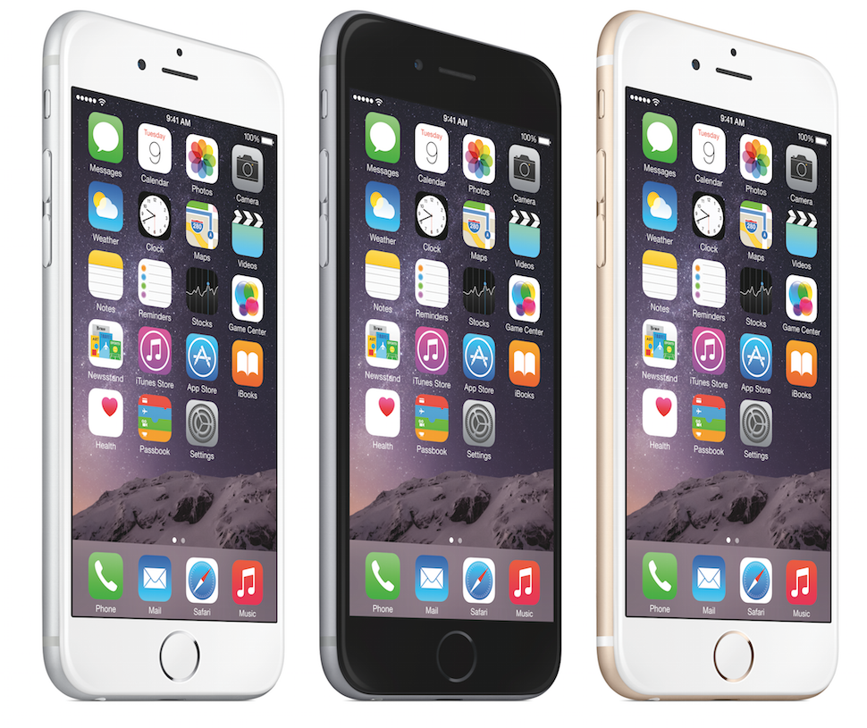Apple begins approving iOS 8-enabled apps