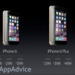 Apple offers the iPhone 6 and iPhone 6 Plus with 128 GB of storage