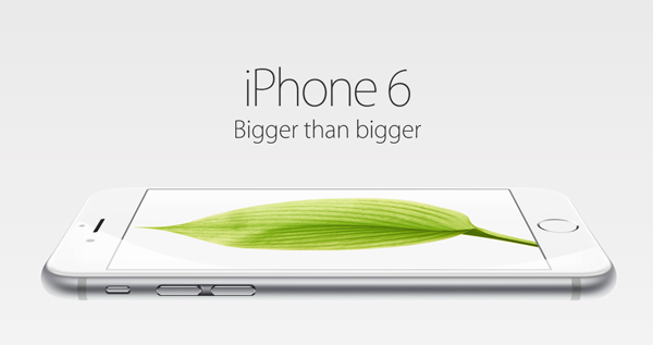 Apple posts the iPhone 6 and Apple Watch media event to its site