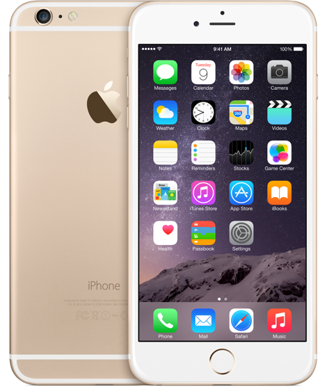 Updated: Apple's iPhone 6 Plus is sold out for launch day delivery