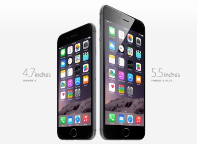 Record first weekend of sales for the iPhone 6 and iPhone 6 Plus