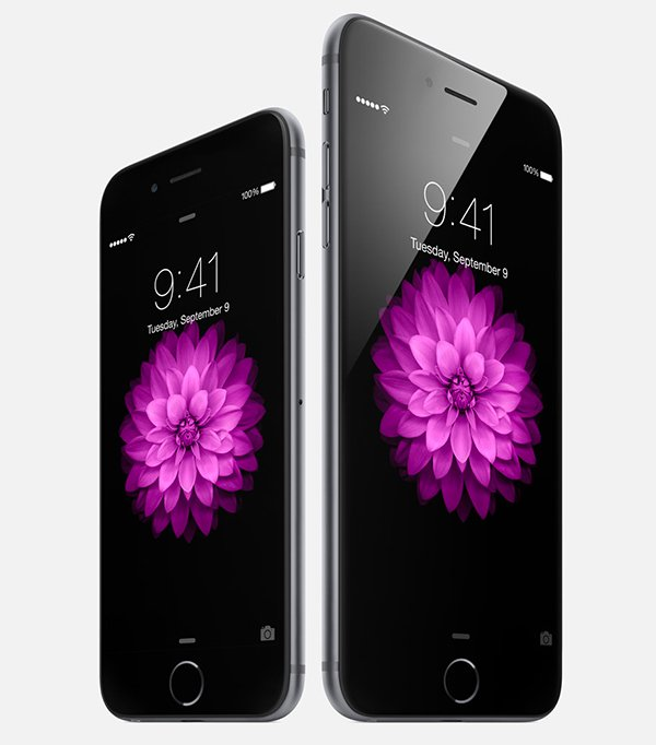 Apple's iPhone 6 and iPhone 6 Plus shown off in some early hands-on videos
