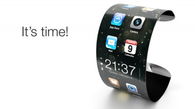 NYT: The 'iWatch' will feature wireless charging and a flexible display