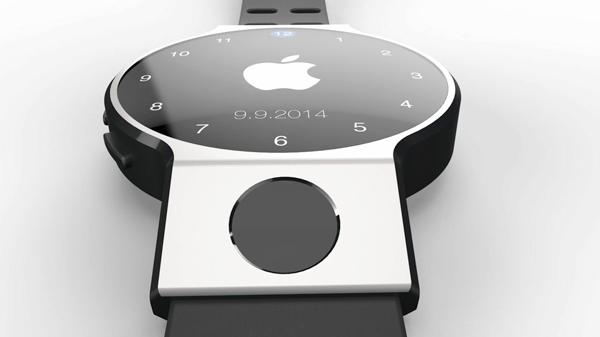 Apple's 'iWatch' goes round and elegant in this newest concept