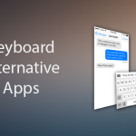 Alternative third party keyboard apps for iOS 8