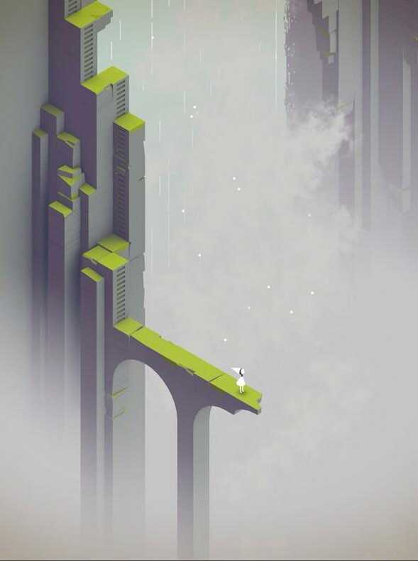 Developer ustwo offers a sneak peak at a new Monument Valley level