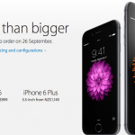 The iPhone 6 and iPhone 6 Plus are set to launch in 20 more countries