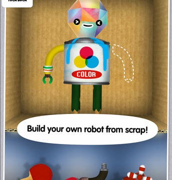 Toca Boca goes back to the assembly line and retools Toca Robot Lab in a new update