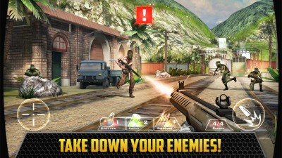 You have to be precise with Kill Shot, a new sniping game from Hothead Games