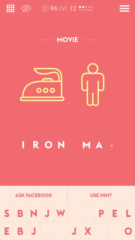 Iconic puts your pop culture knowledge to the test through beautiful icons