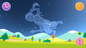 Educate your little ones about the sky and stars above them with our App of the Week!