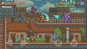 Slash your way to saving the village in our Game of the Week!