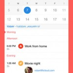 Sunrise Calendar includes new push notifications, search functionality and more